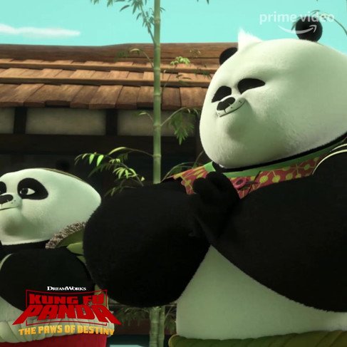 KUNG FU PANDA: PAWS OF DESTINY
