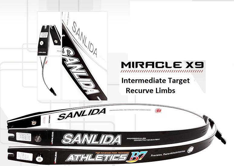 Miracle X9 Limbs