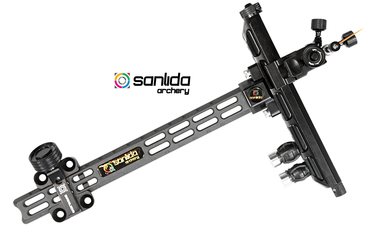 Sanlida X10 Recurve Bow Sight