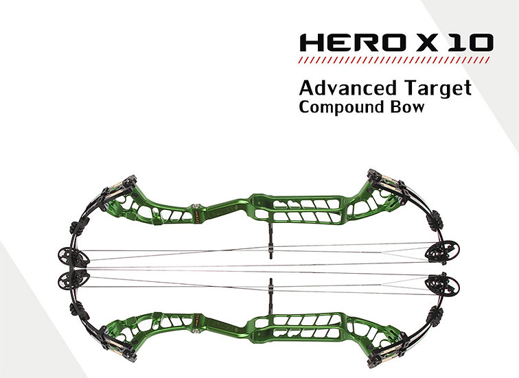 Hero X10 Compound Bow