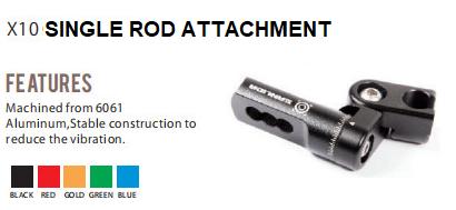 Elite X10 Side Rod Attachment