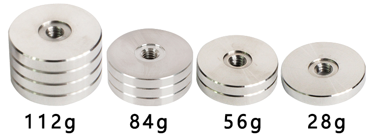 Sanlida Stainless Steel Stabiliser Weight No 2 - 56g