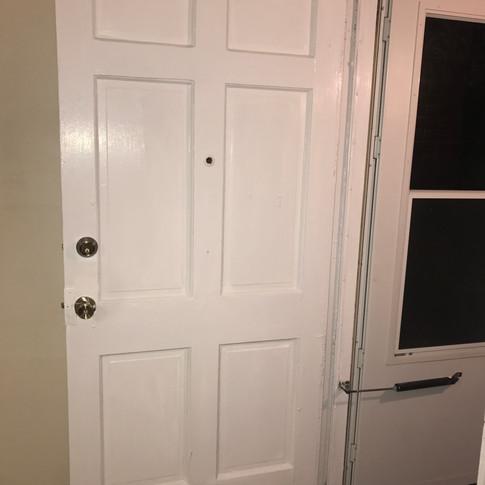 Front Door  |  AFTER