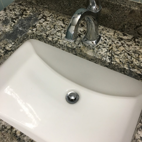 New Sink Faucet