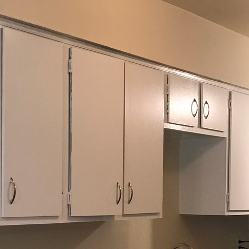 Kitchen cabinets  |  AFTER