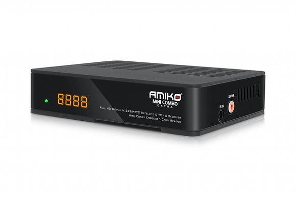 Amiko Mini Combo Extra (DVB-S2/DVB-T2/DVB-C)