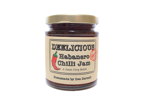 Habanero Chilli Jam