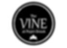 Vine Logo White on Black.png