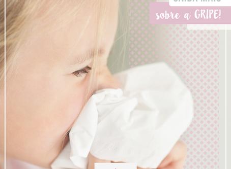 Como prevenir seu filho da gripe?