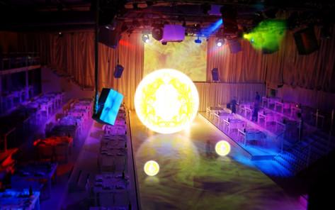 Lighting / Disco Ball Hire