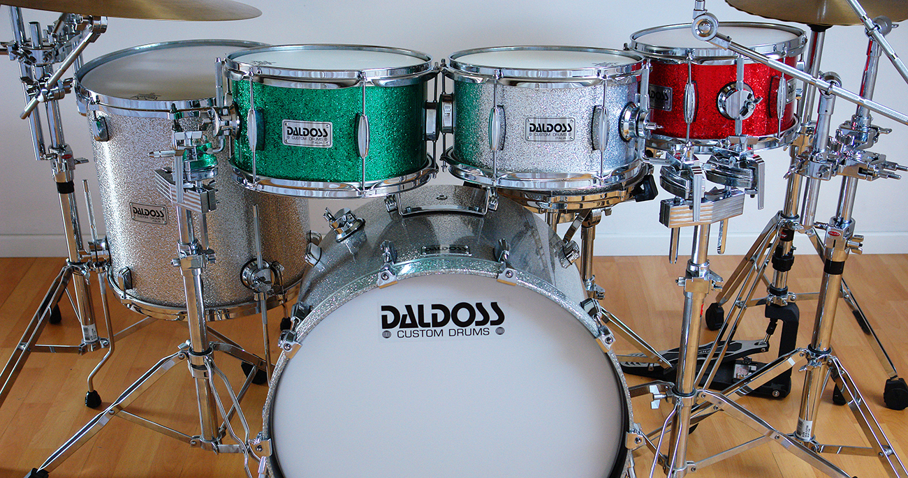 IT SHORT TOMS | daldossdrums.it
