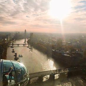 O passeio na London Eye vale a pena?