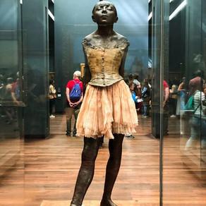 A Pequena Bailarina - Musée d'Orsay