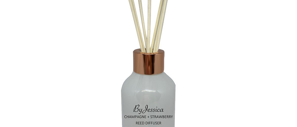 Champagne + Strawberry Diffuser
