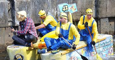 raft race minions.jpg
