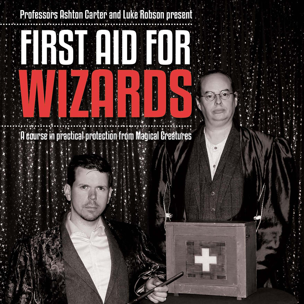 First Aid For Wizards