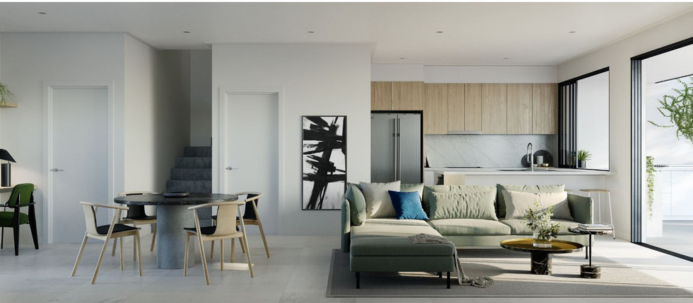 Arabella Living and Dining - The Isabell