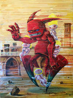 Demon Of Yazd
