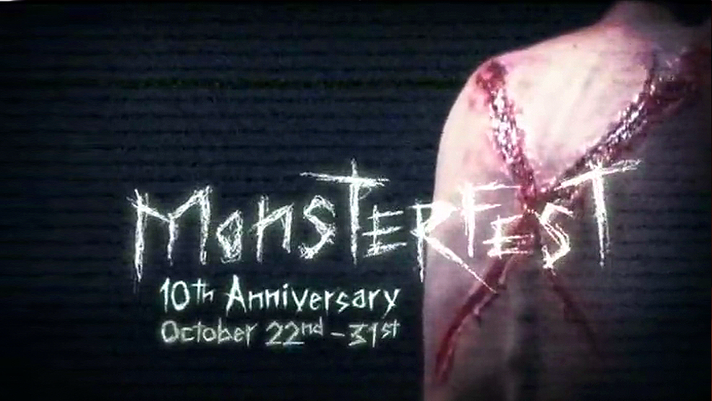 MONSTERFEST . Bumper