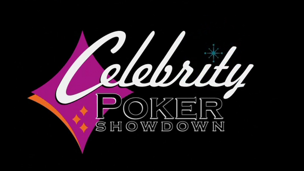 CELEBRITY POKER SHOWDOWN. Logo