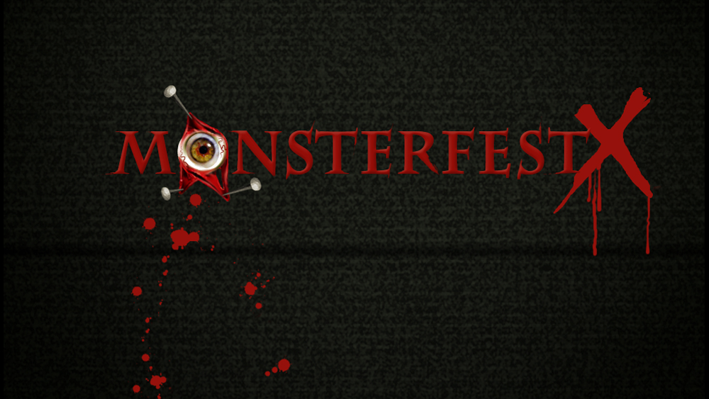 MONSTERFEST . Rejected logo design