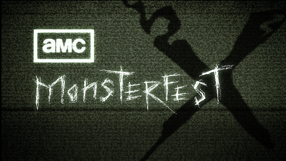 MONSTERFEST . Logo design