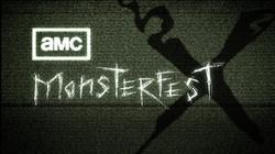 MONSTERFEST . Logo design