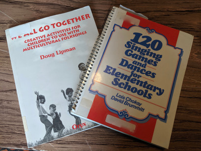 Teacher Books (when you don't know your resources)