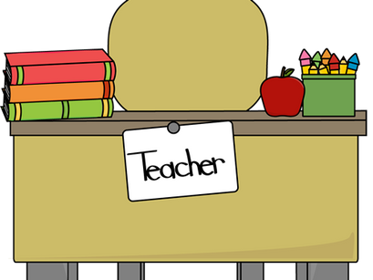 Just a Couple Thoughts: College vs. Teaching Job
