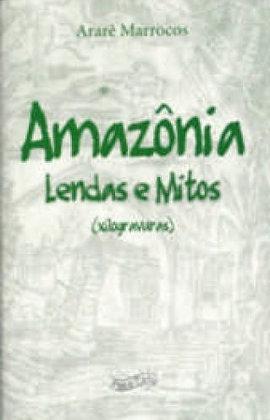Amazônia: Lendas e Mitos (xilogravuras)