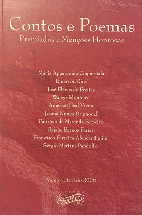 Contos e Poemas / Prêmio Paka-Tatu