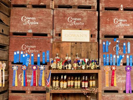 Going to Gowan's! Roadside Cider Tasting