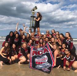 LR Cheerleaders Daytona FL