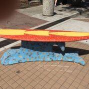Surfboard Seat