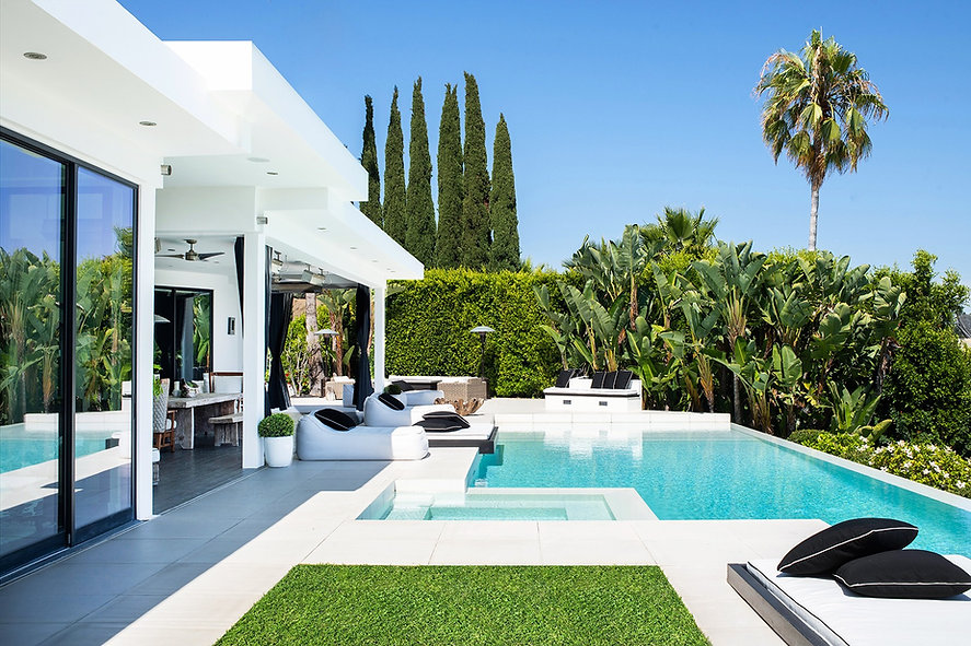 beverly hills home design and interiors