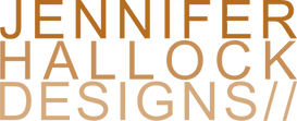 jennifer hallock designs logo