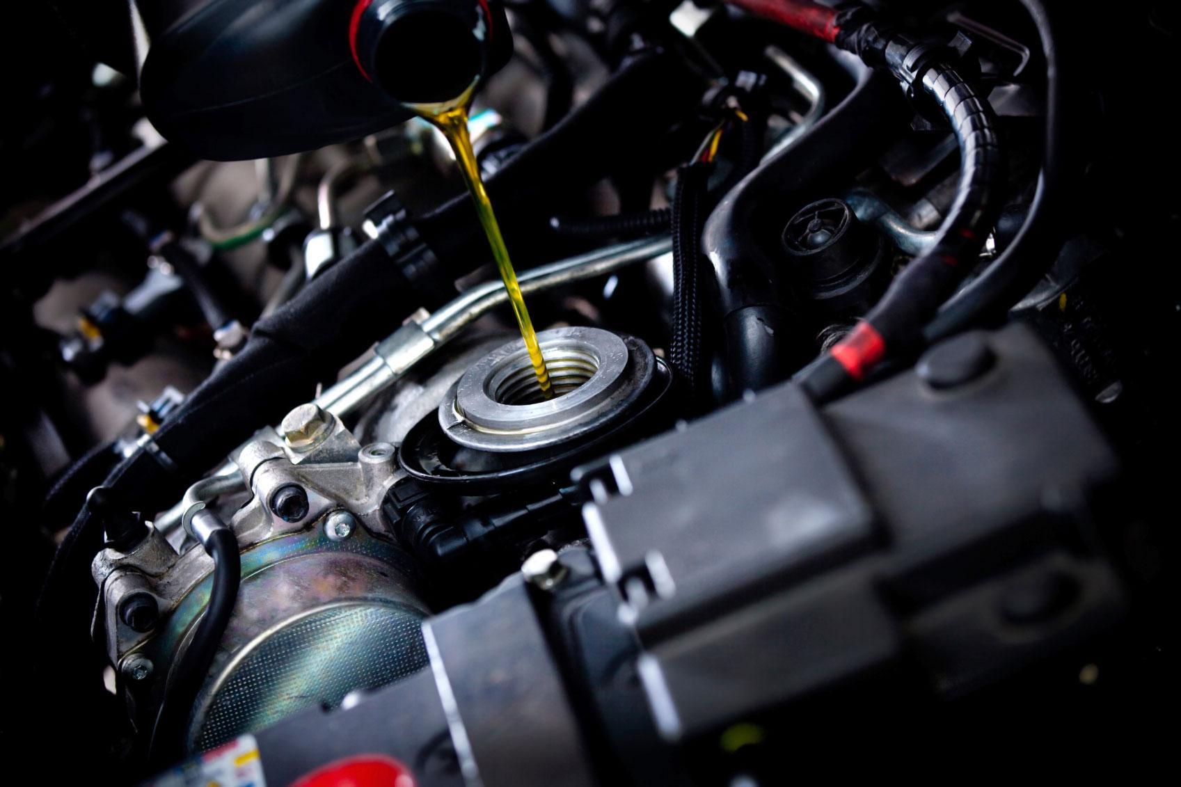 Car Fluid Services Shop