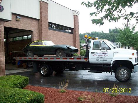 auto body repair avon ct