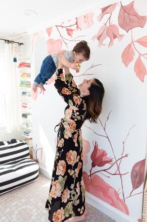 childrens room renovation and design