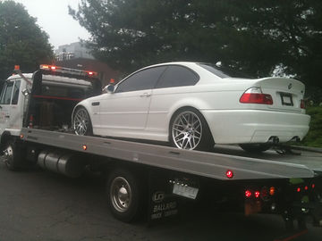 Vehicle Towing CT