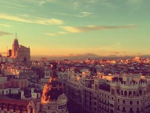 ¡Давайте перенесемся в солнечную Испанию!