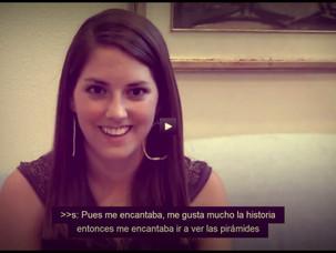 Сайт, посвященный видео с носителями языка, говорящими на бытовые темы.