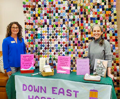 DEHV - 2020 Quilt Raffle opportunity has begun!