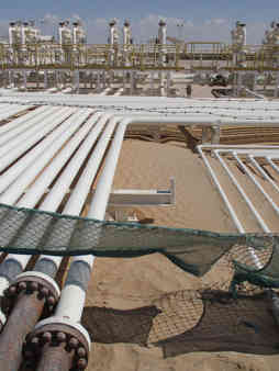 Topographical survey - completed in 3 years 28Km of overhead line 'OHL' for PDO sites 95km of pipeline for PDO sites