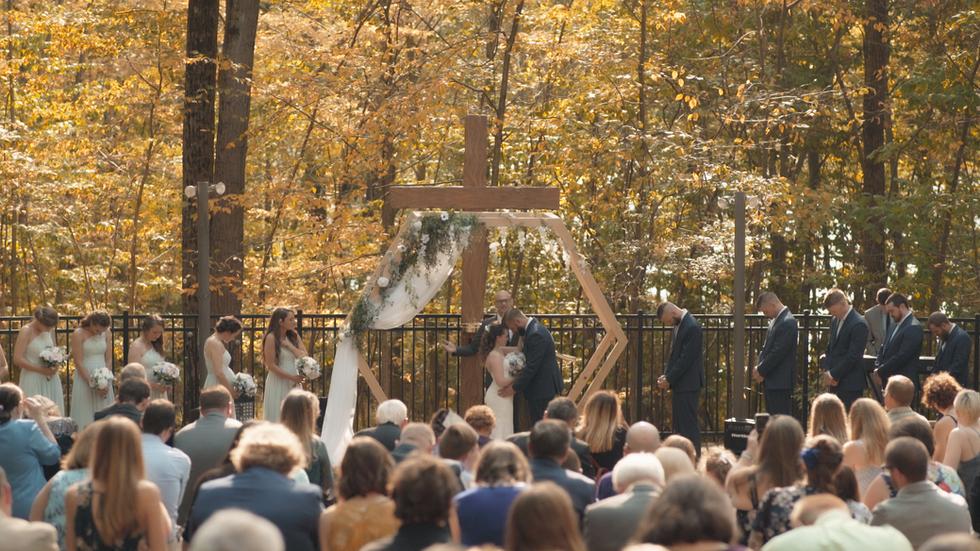 Joshua & Jenn - Ceremony
