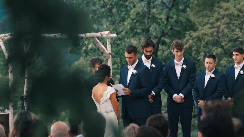 Lindsay & Jeff - Ceremony