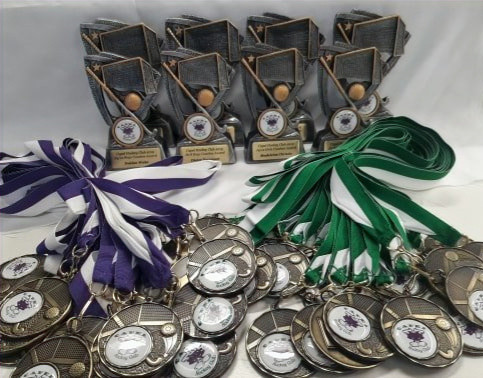 Custom Trophy and Medals