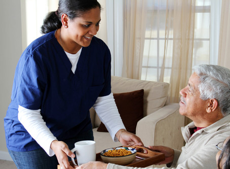 Personal Care Assistance for Seniors
