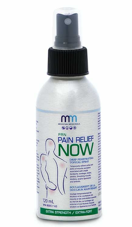 (WholeSale) Pain Relief Now Extra Strength – 120ml