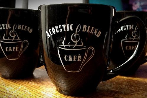 ACOUSTIC BLEND CAFE Mug
